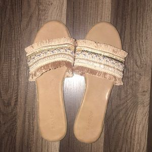 Brand New Bamboo Sandals